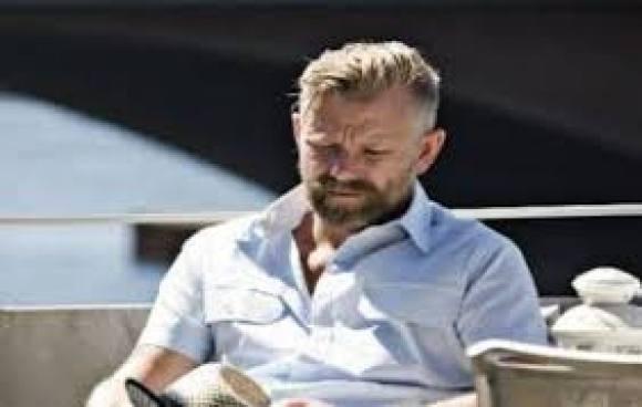 Casper Christensen mister millioner! Casper Christensen, Congo