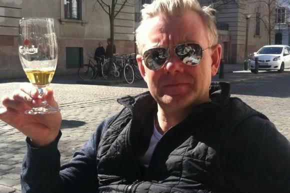 Casper C. undskylder slåskamp! casper christensen, isabell friis-mikkelsen