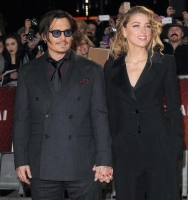 Johnny Depp risikerer 10 �rs f�ngsel! johnny depp, amber heard, pirates of the caribbean