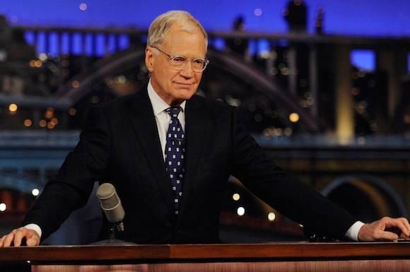 Enorme seertal på Letterman-afsked! david letterman, late show