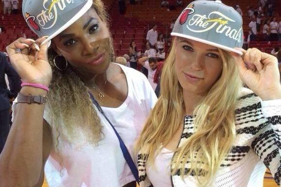 Gyser: Caroline skal møde Serena! caroline wozniacki, tennis, serena williams