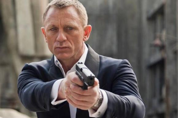 Hackere stjæler nyt Bond-manuskript! james bond, daniel craig