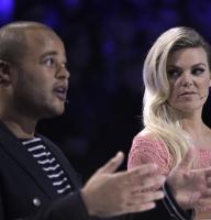 'X Factor'-dommerne svinet af 5-�rig! x factor, dr, remee