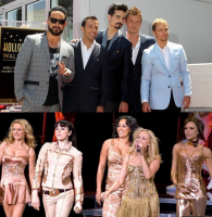 Backstreet Boys og Spice Girls på turné sammen? Backstreet Boys, Spice Girls, turne