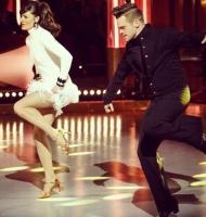 Se Silas og Sara Maria i 'dirty' dans! vild med dans, silas holst