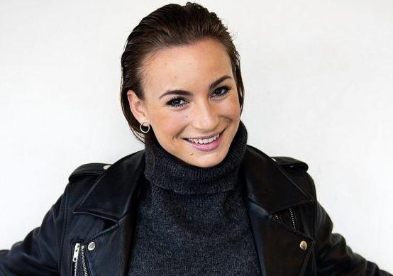 Claudia måske med i Vild med Dans! Claudia Rex, overvejer, comeback, Vild med dans, TV2