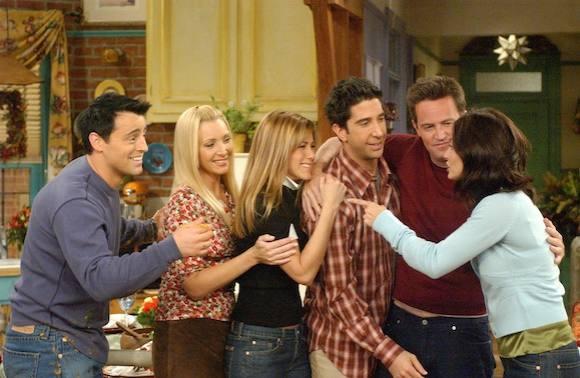 Nu genopstår 'Friends' endelig! friends, venner