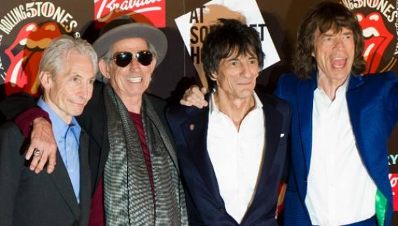 Rolling Stones kommer til Danmark! Rolling Stones, Danmark, Denmark, Roskilde Festival 2014,