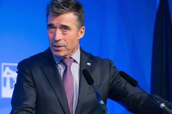 Fogh efter NATO: Her er mit nye job! anders fogh rasmussen, nato
