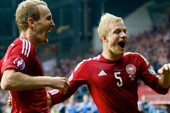 Danmark bliver vært for EM i fodbold! fodbold, landsholdet, em