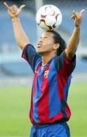 Det går godt for Ronaldinho! Ronaldinho, damer, fodbold, dejlige damer, store numser