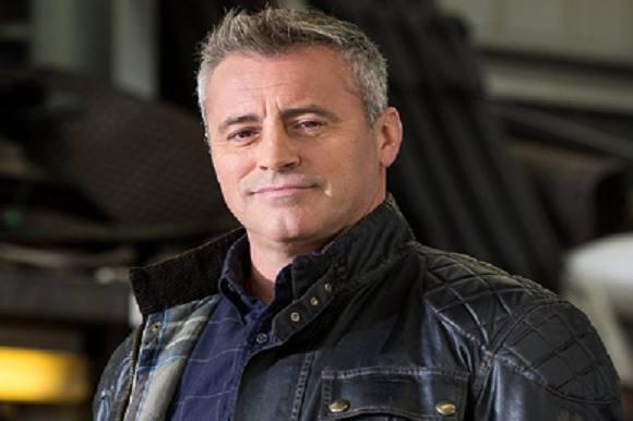Matt dater 17 år yngre tv-producer! Matt Le Blanc, Top Gear, Mulligan.