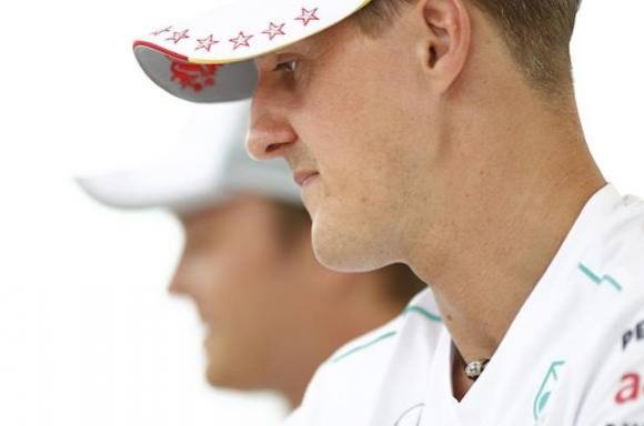 Læge: Schumacher overlever nok ikke! michael schumacher, formel 1