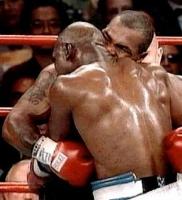 Endelig: Derfor bed Tyson Holyfield! boksning, mike tyson