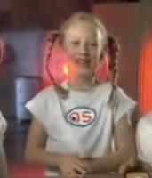 Fra barnestjerne på DR til babe! tv