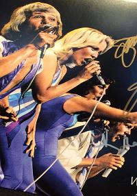 ABBA optræder sammen efter 30 år! ABBA, genforenet, Anni-Frid Lyngstad, Benny Andersson