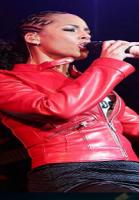 Alicia Keys bruger aldrig makeup igen! Alicia Keys, makeup