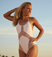 Fr�kke Caroline v�kker global opsigt! caroline wozniacki, sports illustrated