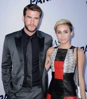 Miley Cyrus er blevet gift! miley cyrus, liam hemsworth