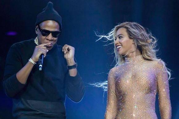 Se Jay Z's video-fejring af Beyoncé! beyoncé, jay z