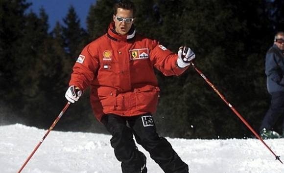 Schumacher alvorligt såret efter skistyrt! Michael Schumacher, formel 1, ski, såret, styrt