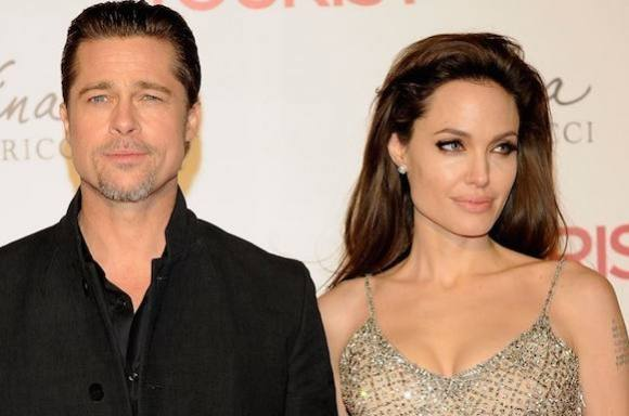 Brad Pitt raser: Så lidt vejer Angelina Jolie! angelina jolie
