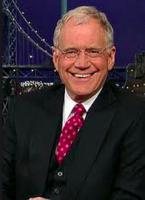 Her er David Lettermans nye job! david letterman