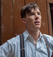 Oscar-nomineret gift på Valentinsdag! Benedict Cumberbatch, the imitation game, sherlock