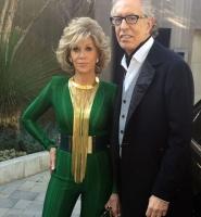 77-årig Oscar-stjerne vild med hash! jane fonda, hollywood