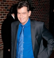 Charlie Sheen afslører HIV-diagnose! charlie sheen, hollywood