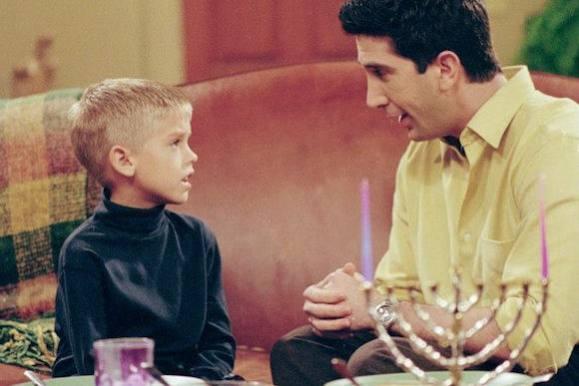 Sådan ser lille Ben fra Friends ud i dag! venner, friends, cole sprouse