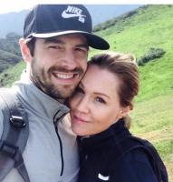 Beverly Hills-babe er blevet gift! jennie garth, beverly hills 90210, dave abrams