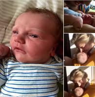 Zenia Stampe føder velskabt dreng! zenia stampe, politik, folketinget