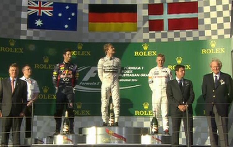 Video: Gense Kevin Magnussens løb på 10 minutter! Kevin Magnussen, Formel 1, debut, Australien, TV3+, Danmark, podiet, 2. plads
