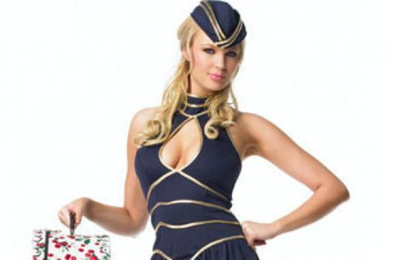 Så meget tjente prostitueret stewardesse! sex