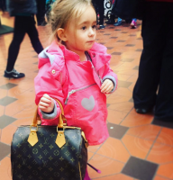 Mascha: Hollie Nolia er blevet storesøster! mascha vang