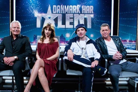 Dommerne: Her er vore egne talenter! danmark har talent, tv 2