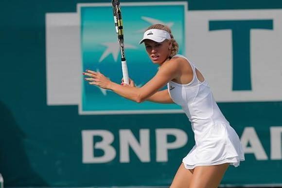 Øv! Wozniacki taber igen en finale! caroline wozniacki, tennis