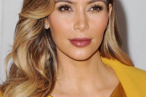 Her er Kim Kardashians bare bagdel! kim kardashian, hollywood