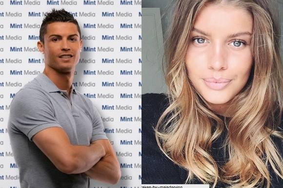 Her er Ronaldos danske model-flirt! cristiano ronaldo, maja darving