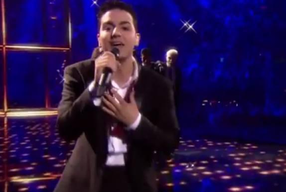 Video: Gense Basims optræden her! Basim, overskæg, Eurovision, DR, niendeplads,