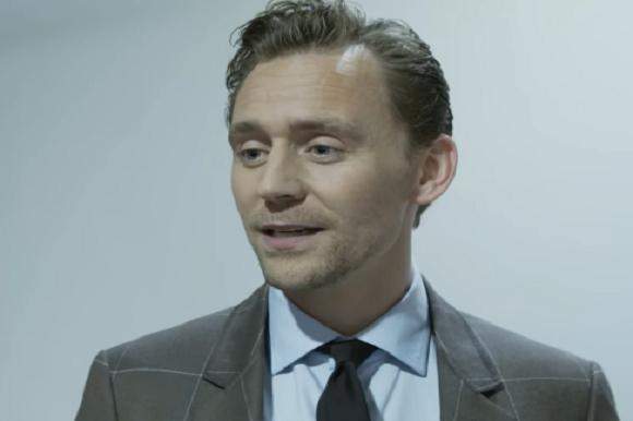 Filmstjerne tissede på medspiller! Tom Hiddleston, Tom Hollander, tissede, Natportieren
