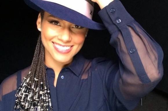 Alicia Keys har født en søn: Se fotoet! alicia keys