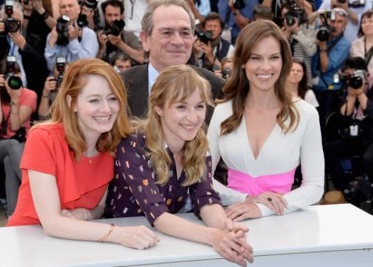 Dansker kan vinde Guldpalmen! Sonja Richter, Guldpalmen, Cannes, The Homesman