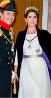 Mary på forsiderne i udlandet! Kronprinsesse Mary