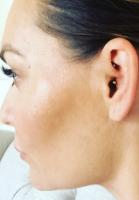 Mascha Vang har fået en piercing! Mascha Vang, piercing, migræne, Tattoo Salonen