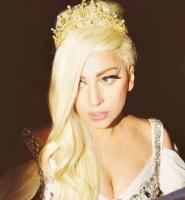 Dronningen forvekslet med Lady Gaga! dronning margrethe, lady gaga