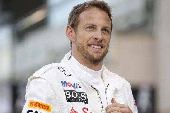 Kilde: Button skal v�re Top Gear-v�rt! jenson button, top gear, mclaren