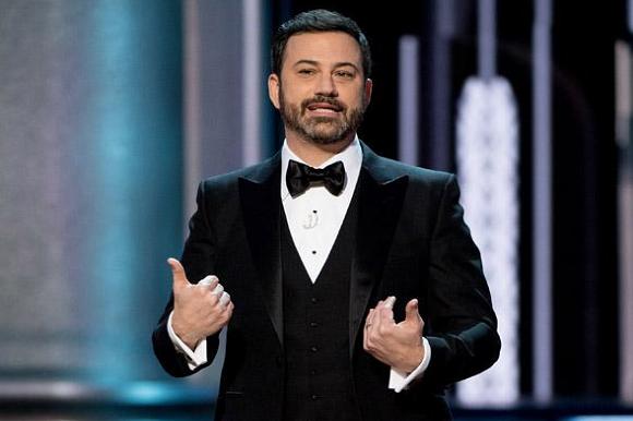 Kendt tv-vært græd på åben skærm! Jimmy Kimmel, brød sammen. skærmen, Jimmy Kimmel Live