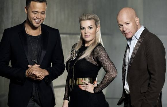 X Factor: Se dommernes favorit! X Factor, dommer, Remee, Blachmann, Lina Rafn, DR1